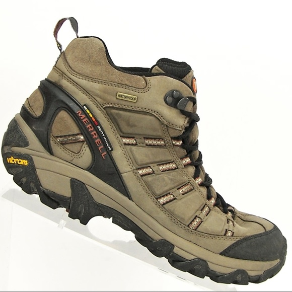 ba5d6fe9 Merrell Outland Men Waterproof Leather Hiking Boot